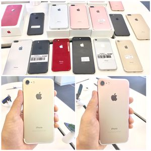 Photo 220**Unlocked IPhone 7 32GB for Verizon/Total Wireless/Simple Mobile/AT&T/Cricket/Sprint/Boost/T-Mobile/Metro/Mexico/International use