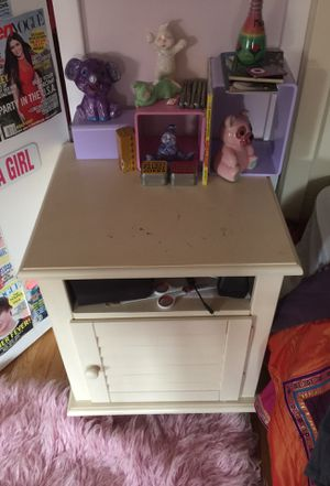Kids Pottery barn Bedside table for Sale in Washington, DC