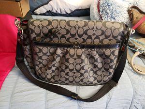 Photo Coach Diaper bag w/ matching changing pad