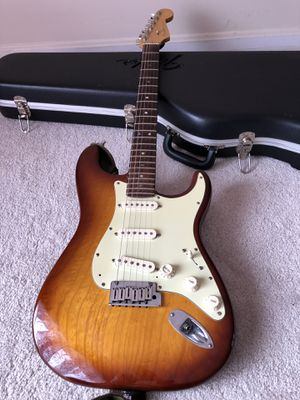 Fender electric guitar. for Sale in Springfield, VA