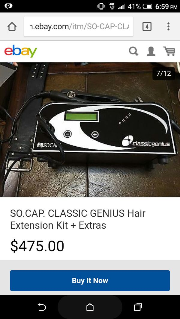 Sop Classic Genius Hair Extensions For Sale In Houston Tx Offerup