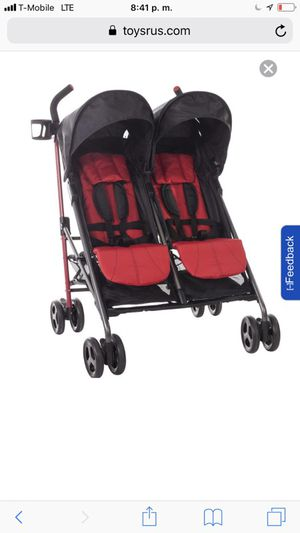 Zobo 2x stroller for Sale in MD, US