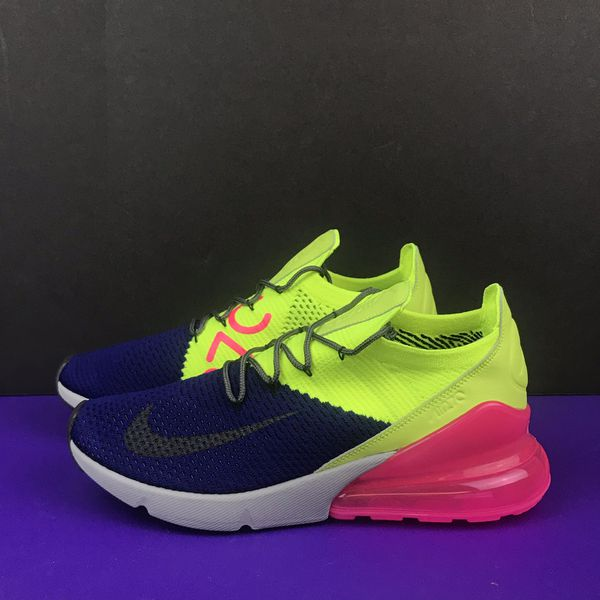 6ead232773fa5 Nike Air Max 270 Flyknit Running Shoes Mens size 9.5 for Sale in San ...