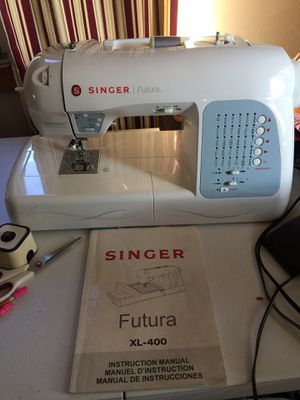 Elna Elnita Lock T40 Serger Sewing Machine W Manual For Sale In Magnificent Sewing Machine Wellington