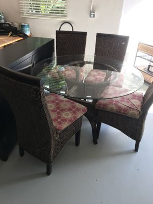 Outdoor dining set for Sale in Coral Springs, FL