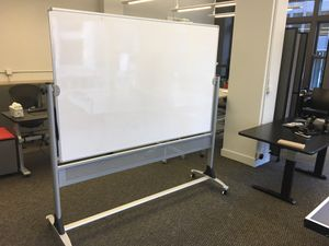 Best rite free standing White board for Sale in Chicago, IL