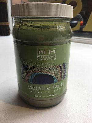 Modern masters metallic paint for Sale in New York, NY