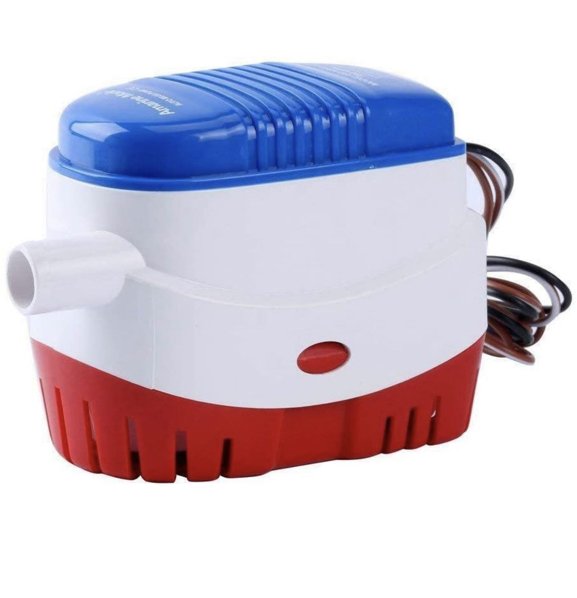 Photo Amarinemade Automatic Submersible Boat Bilge Water Pump 12v 750gph Auto with Float SwitchNew