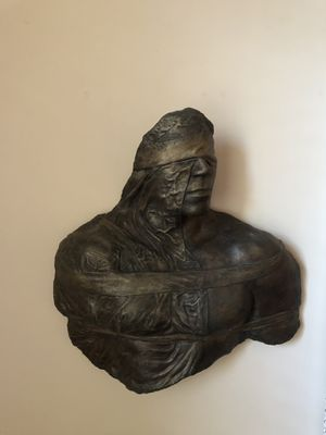 """Blind Justice"" cast sculpture for Sale in Atlanta, GA"