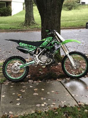 07 KX 100 for Sale in Camp Springs, MD