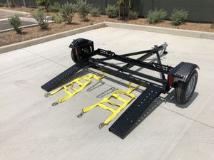 Photo Stand up EZ HAUL TOW DOLLY