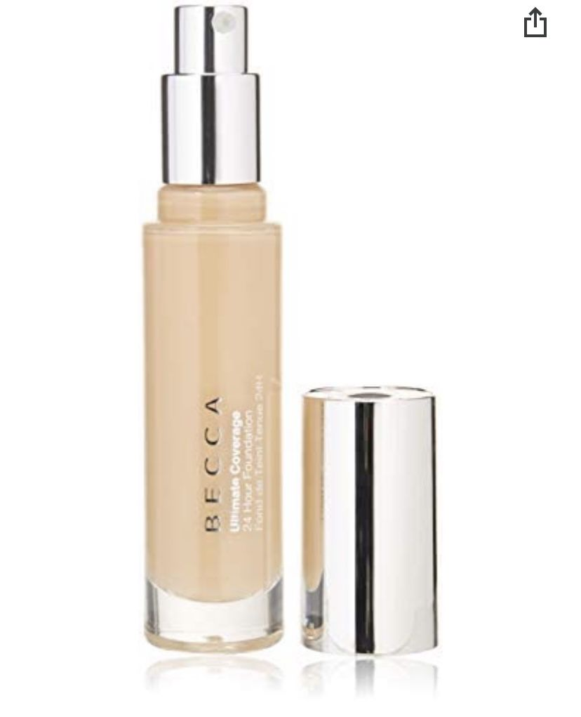 Becca Ultimate Coverage 24-hour Foundation, Buttercup, 1.01 Ounce
