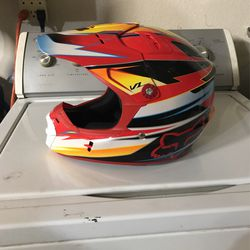 Fox Dirt Bike Helmet Kids  Thumbnail