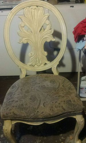 I have two chairs like this. Great for dinning table addition. Great condition. Asking $35, obo for Sale in Windsor, ON