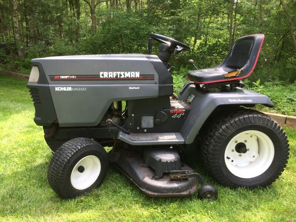 Craftsman Gt6000 Tractor 18hp 2cyl 44 Quot Deck For Sale In