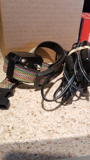 Electric dog collar and charger for Sale in Winter Springs, FL