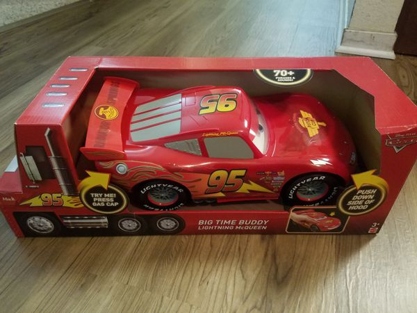 big lightning mcqueen w 70 sounds and phrases for sale in sunnyvale