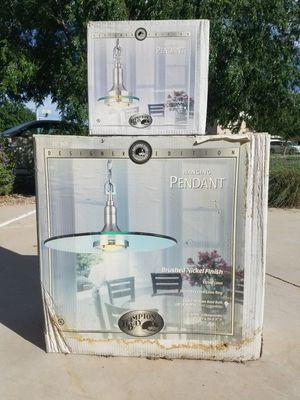 Contemporary light fixtures for Sale in Phoenix, AZ