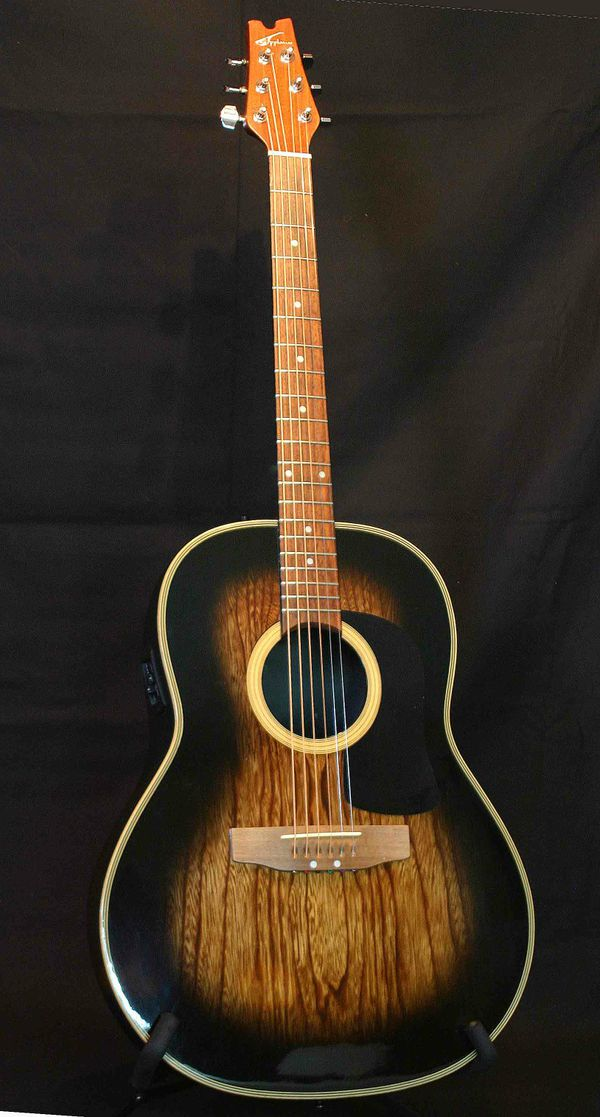 Vintage Ovation Applause Balladeer 1111 1 Acoustic Electric Guitar