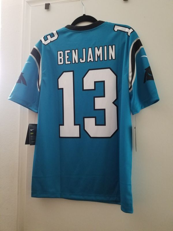 kelvin benjamin color rush jersey
