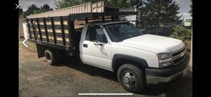 2007 Chevy Silverado 3500 2WD 12ft dump bed for Sale in Woodbridge, VA