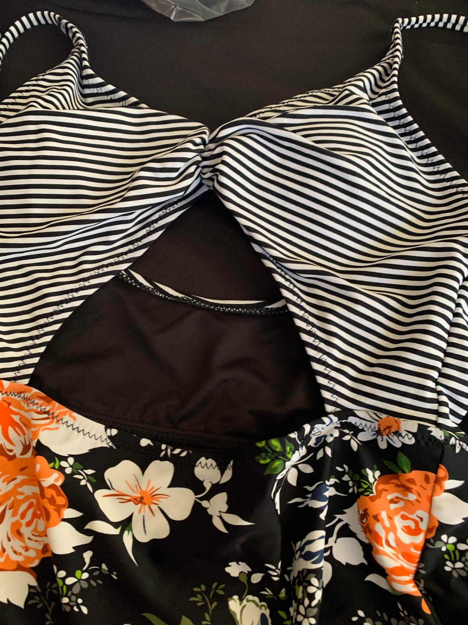Swimsuit size small $15