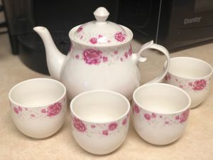 Tea set for Sale in Arlington, VA