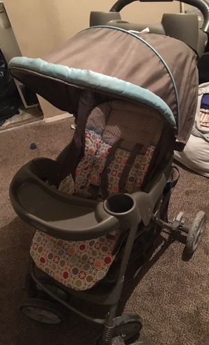 Graco Stroller & car seat for Sale in Chesterfield, VA