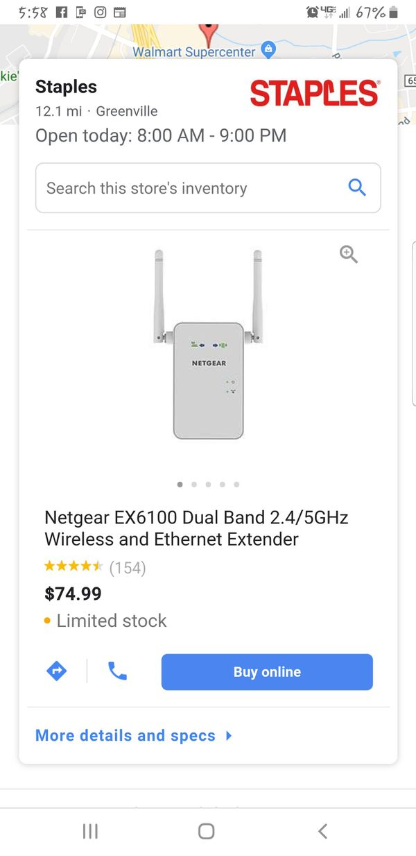 New and Used Wifi router for Sale in Simpsonville, SC - OfferUp