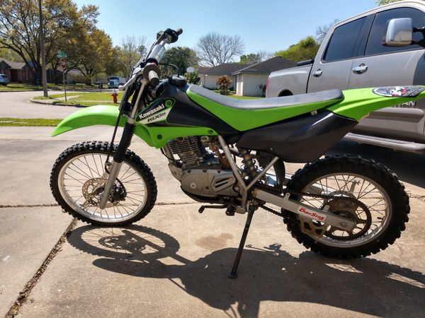 Kawasaki Klx 125 For Sale In Friendswood TX