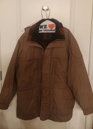 St John's Bay Men's Rugged Outdoor Winter Coat/XXL for Sale in Germantown, MD