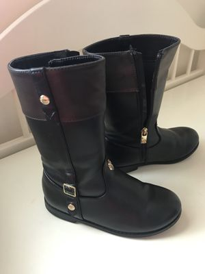 Micheal kors little girl boots size 11 for Sale in Washington, DC