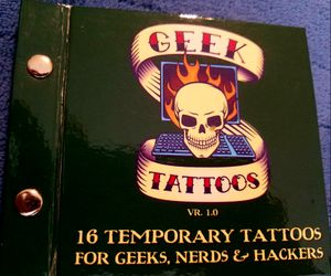 ** NEW ** Geek Tattoos Booklet for Sale in Seattle, WA