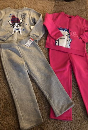 Toddler girls size 4t for Sale in Rockville, MD
