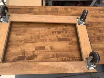 Wood Dolley Thumbnail