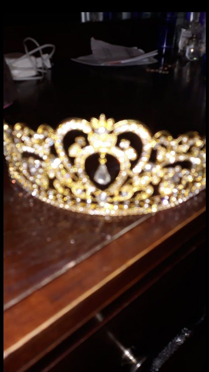 New golden crown high quality