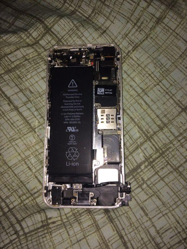 iPhone 5s need LCD screen