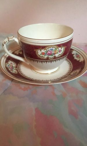 "Vintage Empire England Tea Cup And Saucer Set ""Majestic"" for Sale in Adelphi, MD"