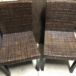 Wicker Chairs Thumbnail