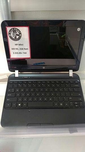 Vendo laptop HP mini 300 HDD ,2GB RAM. $235.00 for Sale in Los Angeles, CA