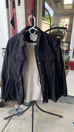fluffy jacket Thumbnail