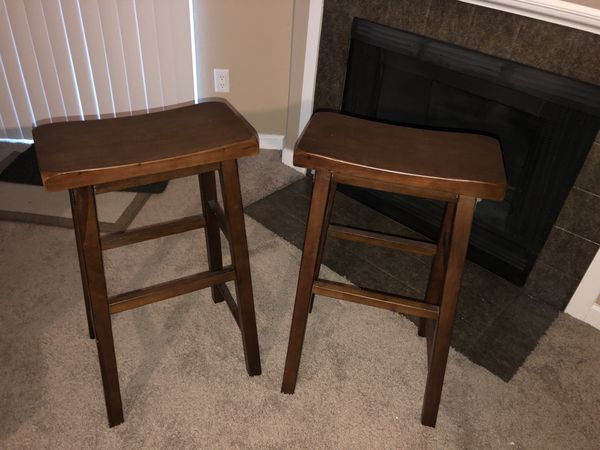 30 Wooden Bar Stools For Sale In Renton Wa Offerup