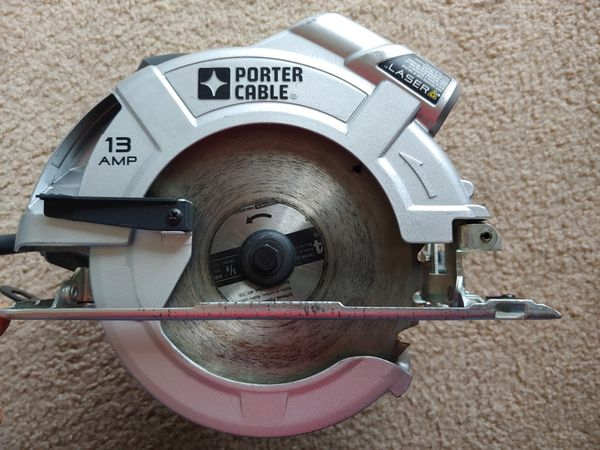 Circular Saw 13 Amp Buzz Corded Power Tools Woodworking For Sale In Chesapeake Va Offerup