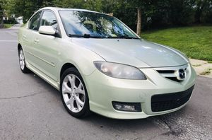 2008 Mazda 3 Touring ::: light green color :: 0NLY $3400 for Sale in Rockville, MD