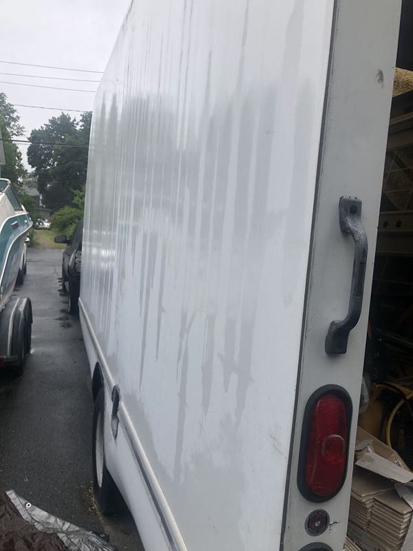Diesel box truck 7.3 engine 250k for Sale in Framingham, MA - OfferUp