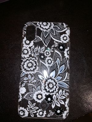 Black and white clear case for Sale in Alexandria, VA