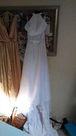 Beautiful Size 4 Wedding Dress for Sale in Dallas, TX