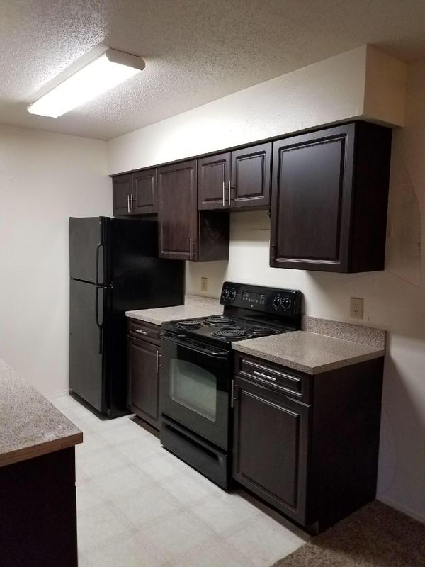 Kitchen cabinets Refinishing (new Doors ) for Sale in ...