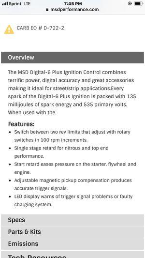 Msd digital 6 plus problems