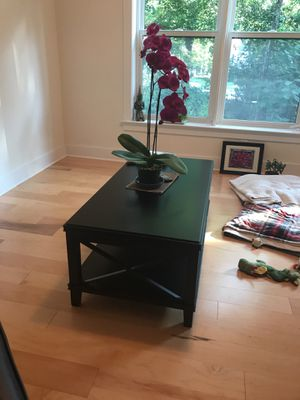 New And Used Coffee Tables For Sale In Charlottesville VA OfferUp - Pottery barn cassie coffee table